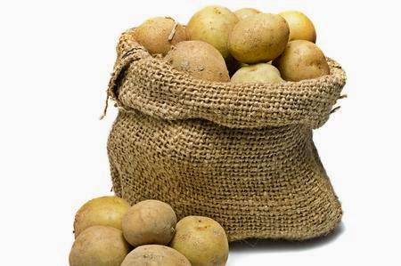 sacco patate