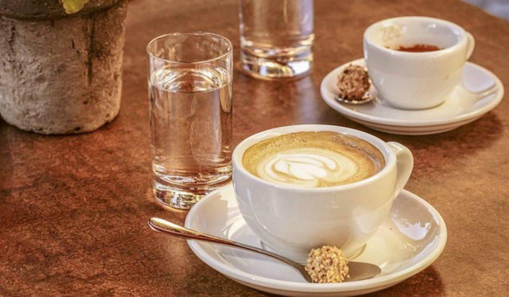 caffè-acqua